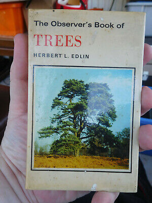 £0.49 • Buy The Observer's Book Of Trees By Herbert L. Edlin In Good Condition