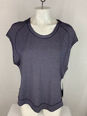 $ CDN61.01 • Buy NWT Lululemon Size 10 Pace Perfect SS Tank Top - 391