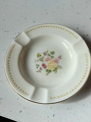 £3.99 • Buy Vintage Wedgwood Mirabelle 4 1/2 Inch Circular Ash Tray Collectible