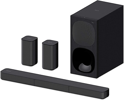 £296.06 • Buy Sony HT-S20R - 5.1ch Soundbar With Wired Subwoofer And Rear Speakers