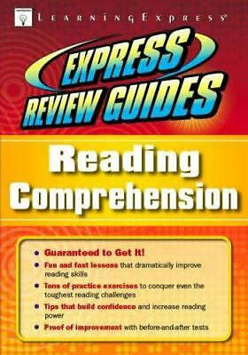 £3.23 • Buy Reading Comprehension By LearningExpress Staff