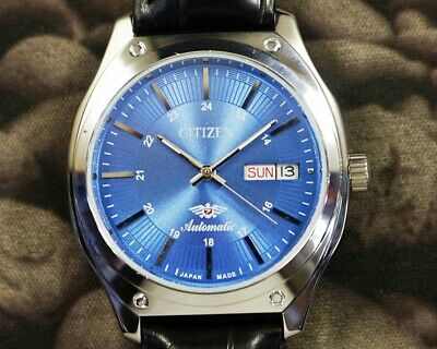 $ CDN10.58 • Buy Unused Citizen Automatic Cal.8200 Japan Men's Used Old Watch / Working -25119
