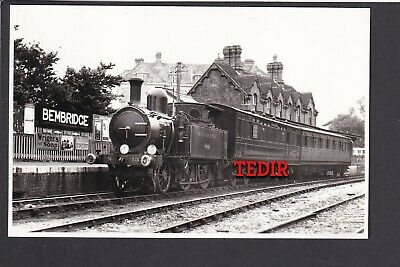 £4 • Buy Isle Of Wight Railway - Southern Loco  Ryde  Bembridge Station RP - Photomatic
