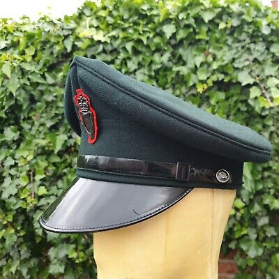 £68 • Buy Royal Ulster Constabulary RUC Police Service Northern Ireland Peaked Cap/Hat