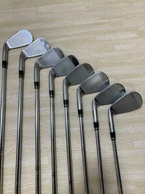 AU372.82 • Buy Taylormade RARE Miura 300 Forged Iron Set 3-9,PW Dynamic Gold S300