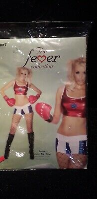 £15 • Buy Womens Boxer Fighter Costume M