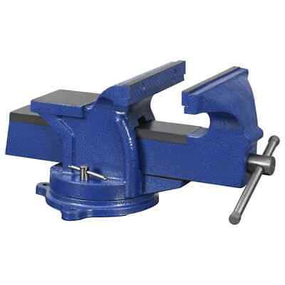 £203.99 • Buy VidaXL Bench Vice With Swivel Base 200 Mm Working Table Vice Bench Hardware