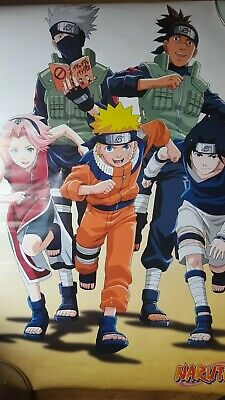 £1.99 • Buy Large Bundle Of 54 Posters Various Pictures Naruto Gaming Film Music 90cm X 60cm