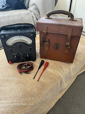 £20 • Buy Excellent Condition Universal Avometer 8 Mk2 With Leads & Case