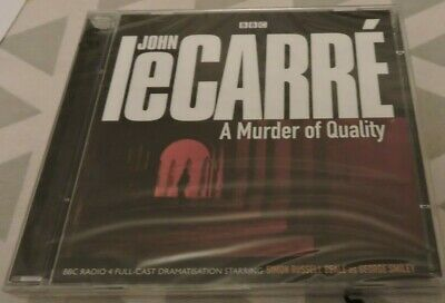 £2.99 • Buy A Murder Of Quality By John Le Carre (CD-Audio, 2009) BBC Dramatisation