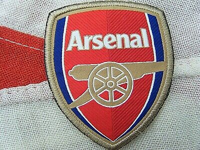 £2.99 • Buy Arsenal F.c Sew On Badge / Patch - Old Shirt Badge ? - Free Postage To Uk Buyer