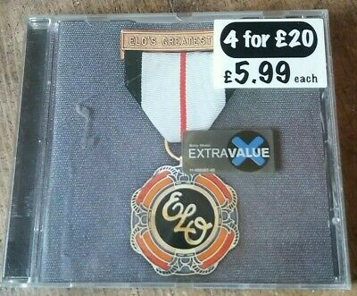 £0.99 • Buy Electric Light Orchestra - Greatest Hits (CD)