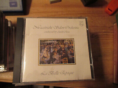 $3.13 • Buy MAASTRICHT SALON ORCHESTRA La Belle Epoque BLUE PHILIPS CD Made In WEST GERMANY