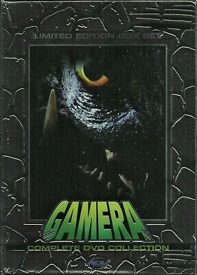 £35.92 • Buy Gamera - Complete DVD Collection (DVD, 2004, Limited Edition Box Set)