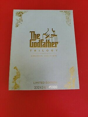 £7.19 • Buy The Godfather Collection (Blu-ray) Rare Limited Edition Verson