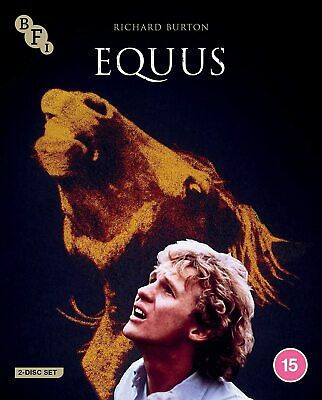 £15.89 • Buy Equus - BFI Limited Edition Blu Ray - NEW SEALED (2 Discs) - Peter Firth