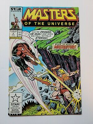 $30 • Buy Masters Of The Universe Marvel Star Comic #8 He Man Skeletor Mosquitor #83