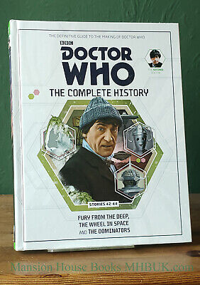 £19.95 • Buy Doctor Who The Complete History Volume 12 Issue 67 Rare Misprint Spine