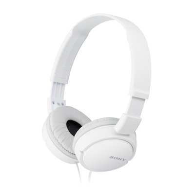 £12.99 • Buy Sony MDR-ZX110 Stereo / Monitor Over-Ear Headphone, White