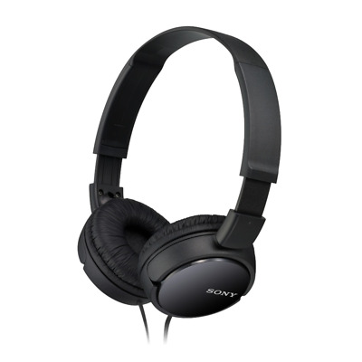 £13.89 • Buy Sony MDR-ZX110 Stereo / Monitor Over-Ear Headphone, Black