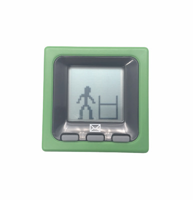 £10.78 • Buy Electronic Hand-held Game 2005 Green Radica Cube World Dash 2 Inches