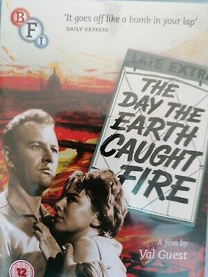 £5 • Buy The Day The Earth Caught Fire (DVD, 2009)