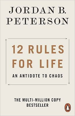 AU19.99 • Buy 12 Rules For Life By Jordan B. Peterson