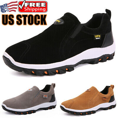 $19.99 • Buy Fashion Comfortable Men's Breathable Tennis Walking Running Shoes Sneakers Gym