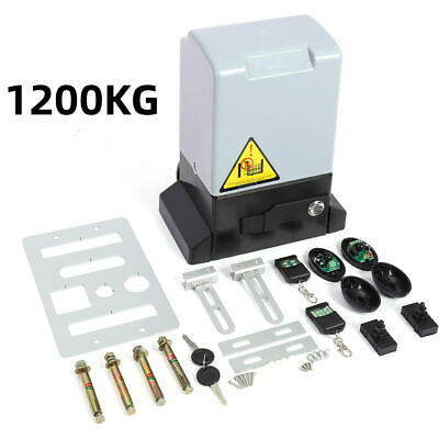 £152.32 • Buy 1200KG Electric Gate Opener Operator Remote Control Automatic Door Security Kit
