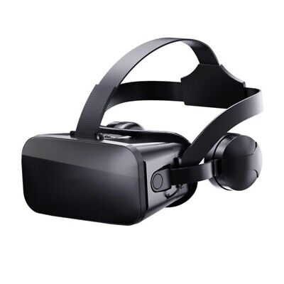 AU40.95 • Buy Virtual Reality VR Headset 3D Glasses With Remote For Android Samsung IOS IPhone