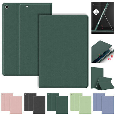 AU15.39 • Buy For IPad 5/6/7/8/9th Air Pro 11 10.5 Mini Folding Leather Stand Smart Case Cover