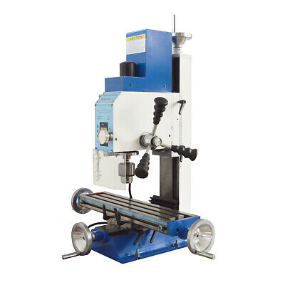 $1819 • Buy WMD16V Milling And Drilling Machine Benchtop Variable Speed Mill/Drill Machine