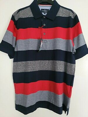 £14 • Buy Mens Marks And Spencer Blue Habour Polo T-Shirt. Size Medium