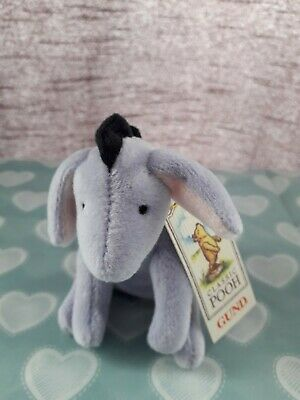 £7.20 • Buy Eeyore Soft Toy Classic Pooh By Gund