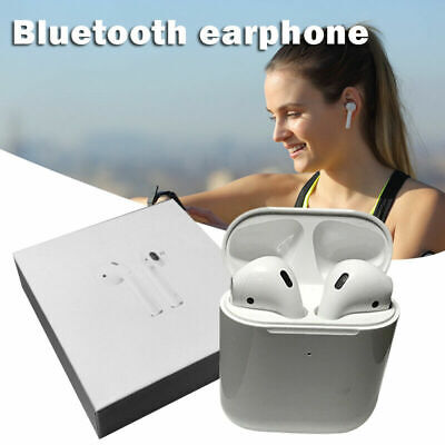 AU55.69 • Buy For Apple AirPods Pro / 2nd Gen Bluetooth Headsets With Wireless Charging Case