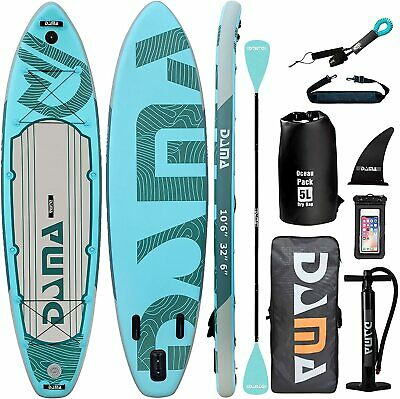 """$414.99 • Buy Military Grade 10'6''x32""""x6'' SUP Inflatable Stand Up Paddle Board"""