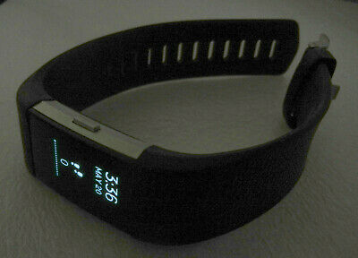 $ CDN100.68 • Buy Fitbit Alta HR Heart Rate And Exercise Activity Tracker Black Large.