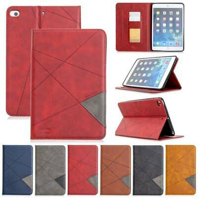AU22.69 • Buy For IPad 5 6 7 8 9th Mini Air Pro 9.7 10.5 Smart Leather Stand Flip Case Cover