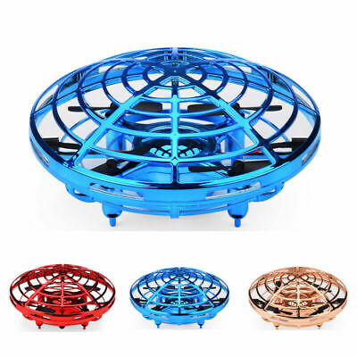 AU16.20 • Buy 360° Mini Drone UFO Aircraft Smart Hand Controlled For Kids Flying Toy Xmas Gift