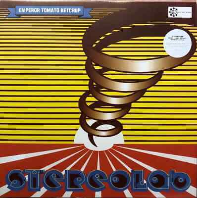 £25.50 • Buy Stereolab Emperor Tomato Ketchup Expanded Edition Sealed Triple Vinyl LP