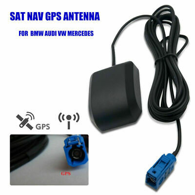 £5.49 • Buy Sat Nav GPS Aerial Antenna Magnetic WIRE LEAD Car Cable For Ford VW Audi Skoda