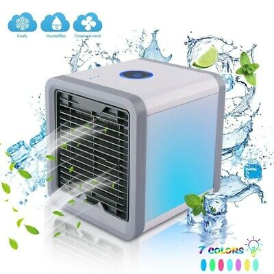 AU47.54 • Buy 4 In 1 Personal Portable Cooler AC Air Conditioner Unit Air Fan Humidifier