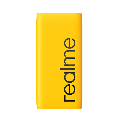 AU39 • Buy Realme Power Bank 2 (Yellow, 10000mAh, Type-C, Dual Output, Quick Charge)