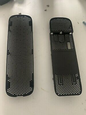 £5 • Buy Xbox 360 Official Outer Case Shell Replacement Top And Bottom Grills Black