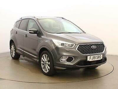 £23970 • Buy Ford Kuga 2.0 TDCi EcoBlue Vignale Powershift AWD (s/s) 5dr SUV Diesel Automatic