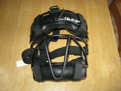 $15 • Buy Macgregor Teen/young Adults Black Padded Pitching Face Guard Mask Size Mcb 26