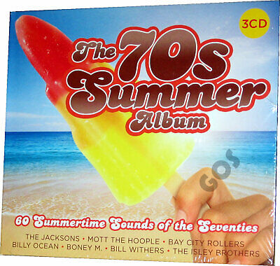 £6.95 • Buy 1970s Music 3 CD Compilation Of Seventies Tracks Sounds Of The 70s New