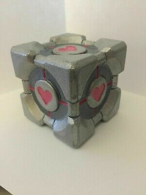 £6.25 • Buy Portal Companion Cube Cosplay Roleplaying RP Portal 2 Cosplay