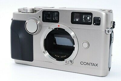 $ CDN1057.43 • Buy 【EXCELLENT+++】CONTAX G2 Rangefinder 35mm Film Camera Body From Japan 3042