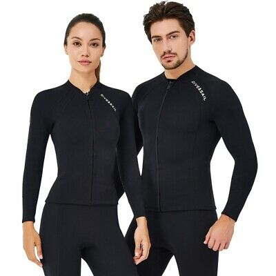 $31.39 • Buy Women In Cold Water Dive Suit For Diving Snorkeling Surfing Swimming Canoeing